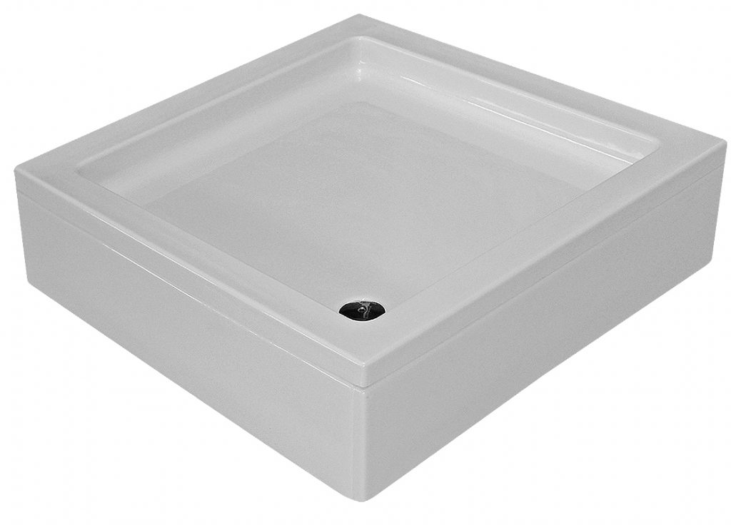 Standard Square Shower Tray