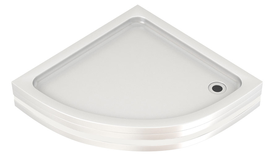 Magna Oval Shower Tray