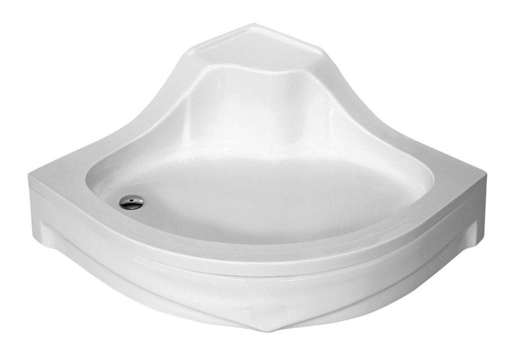 Standart Oval Oturmalı Duş Teknesi